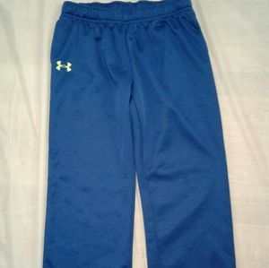 Blue under armour joggers